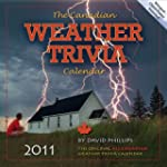 2011 Canadian Weather Trivia Calendar