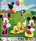 Disney Mickey Mouse Clubhouse Wooden Puzzle 25 Piece
