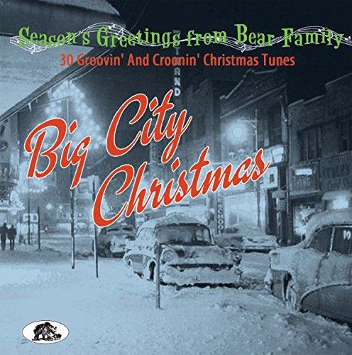 Big City Christmas (Bear Family compare prices)