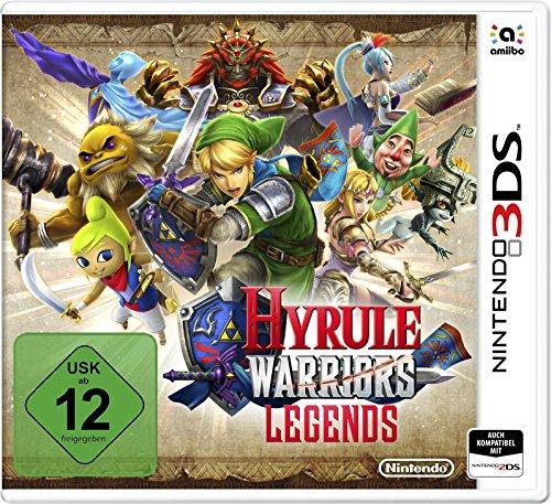Hyrule Warriors Legends - [3DS]
