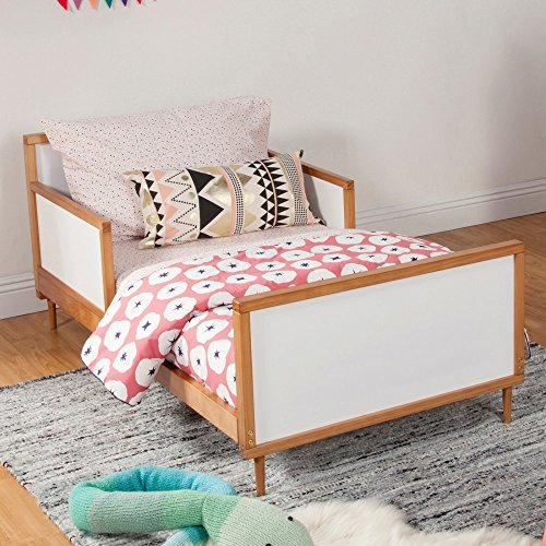 Babyletto Skip Toddler Bed - 1