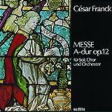 Messe a-Dur Op.12