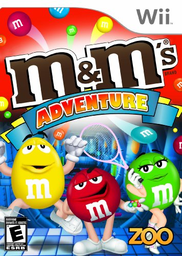 M&M's Adventure - Nintendo Wii - 1