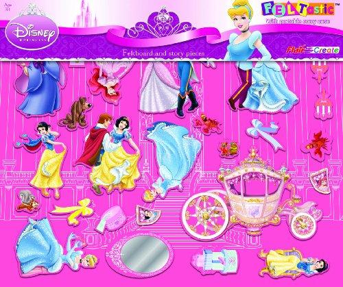 Disney Princess Feltastic