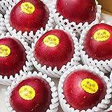 【産地直送】熊本県産 火の国パッション パッションフルーツ 13玉?15玉(約1kg) 南国の香り漂う魅惑のフルーツ。