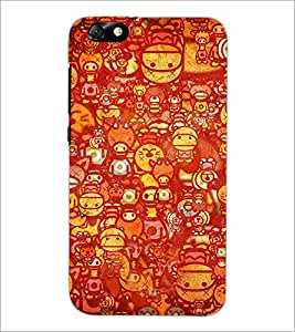 PrintDhaba Graffiti D-3460 Back Case Cover for HUAWEI HONOR 4X (Multi-Coloured)
