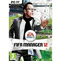 Big Sale FIFA Manager 12 2012 FM12 Soccer Football PC Game Import [DVD-ROM]