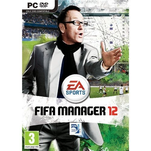 FIFA Manager 12 2012 FM12 Soccer Football PC Game Import [DVD-ROM]