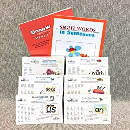 306 Snapwords® Pocket Chart Cards