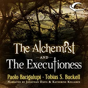 The Alchemist and the Executioness Audiobook