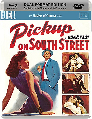 Pickup On South Street - on DVD and Blu Ray Disc