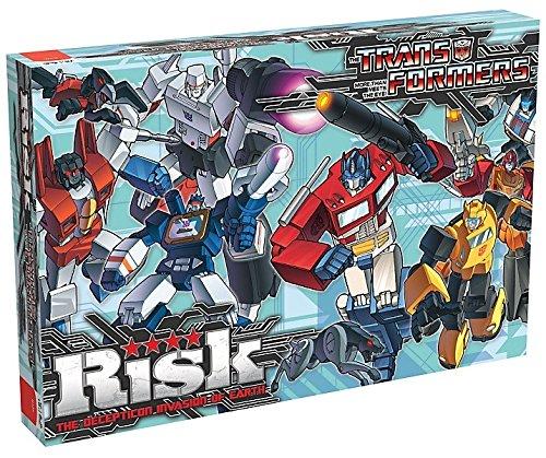 Transformers rischio Il Deception invasione della Terra (Inviato da UK) [importato da UK]