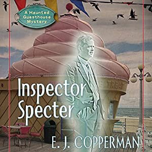 Inspector Specter (       UNABRIDGED) by E.J. Copperman Narrated by Amanda Ronconi