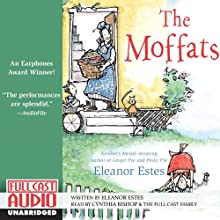 The Moffats Audiobook by Eleanor Estes Narrated by Cynthia Bishop, Full Cast