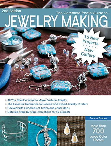 Winner- The Complete Photo Guide to Jewelry Making