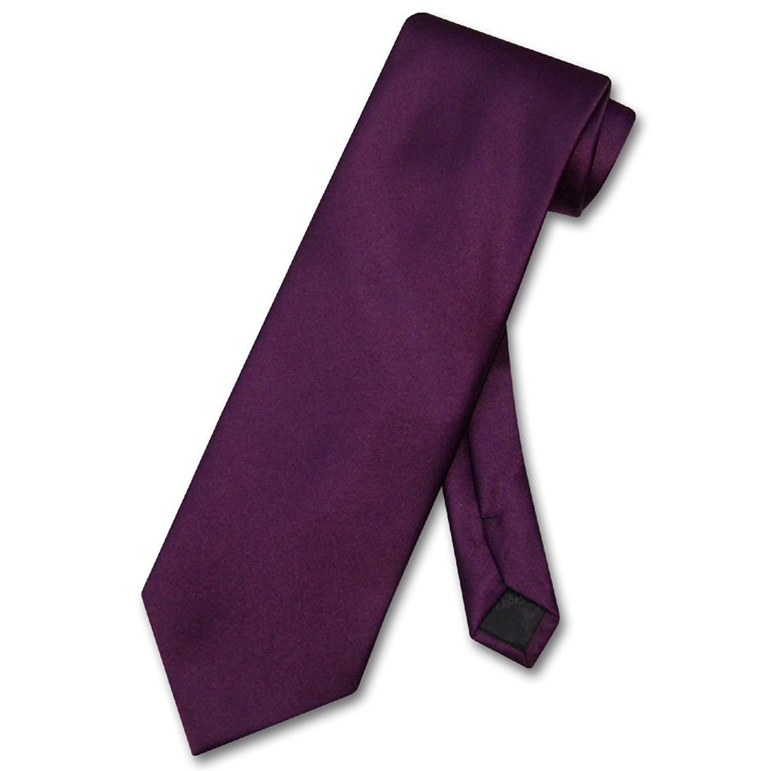 garden design with woven silk solid herringbone eggplant purple tie at amazon with front yard