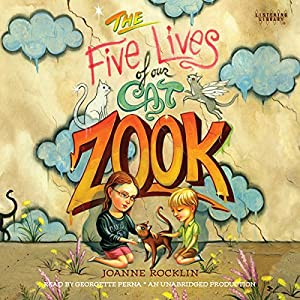The Five Lives of Our Cat Zook Audiobook