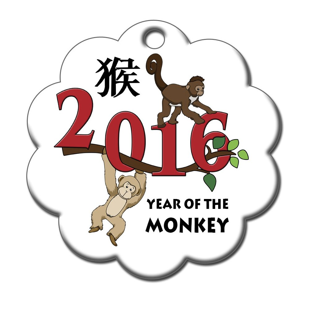 Year Of The Monkey - Chinese Zodiac For Year 2016