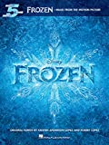 Frozen - Five-Finger Piano Songbook: Music from the Motion Picture