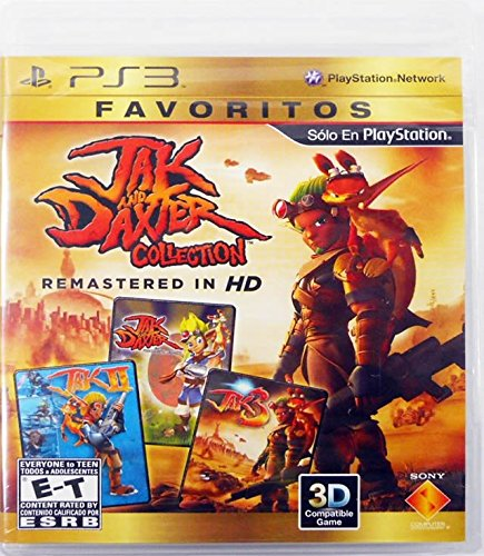 Jak & Daxter Collection - Playstation 3 (World Market French Roast compare prices)