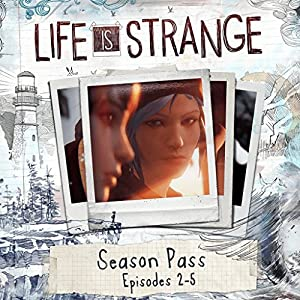 Life is Strange - Season Pass (Episodes 2-5) - PS4 [Digital Code]