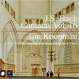 J.S. Bach: Cantatas, Vol. 16