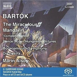 Bartok: Miraculous Mand Sacd