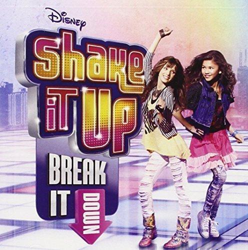 Shake It Up: Break It Down [CD/DVD Combo] by Walt Disney Records (2011-07-12) (Shake It Up Break It Down compare prices)