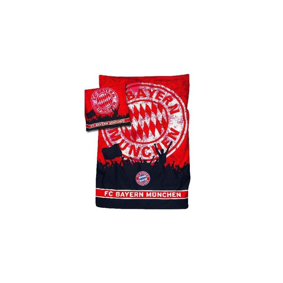 Fc Bayern München Bettwäsche Fans Biber Sport On Popscreen