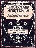 img - for Famous Negro Spirituals book / textbook / text book