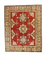 L'EDEN DEL TAPPETO Alfombra Uzebekistan Rojo/Beige 260 x 324 cm
