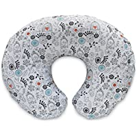 Boppy Nursing Pillow and Positioner (Black/White Doodles)