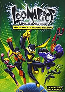 Loonatics Unleashed: Complete Second Season