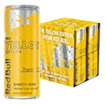 Red Bull Yellow Edition, Tropical Ene...