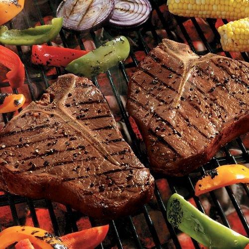 Omaha Steaks 4 (18 oz.) T-Bone Steaks