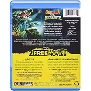 3 Mega-Monster Movies [Blu-ray] [Import]