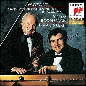 Mozart: Violin Sonatas, K. 454, 296, 526