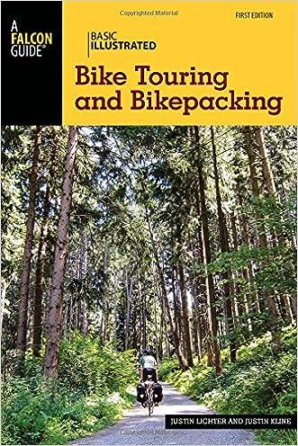 Basic Illustrated Bike Touring and Bikepacking (Basic Illustrated Series)