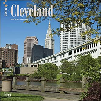 Cleveland 2016 Square 12x12