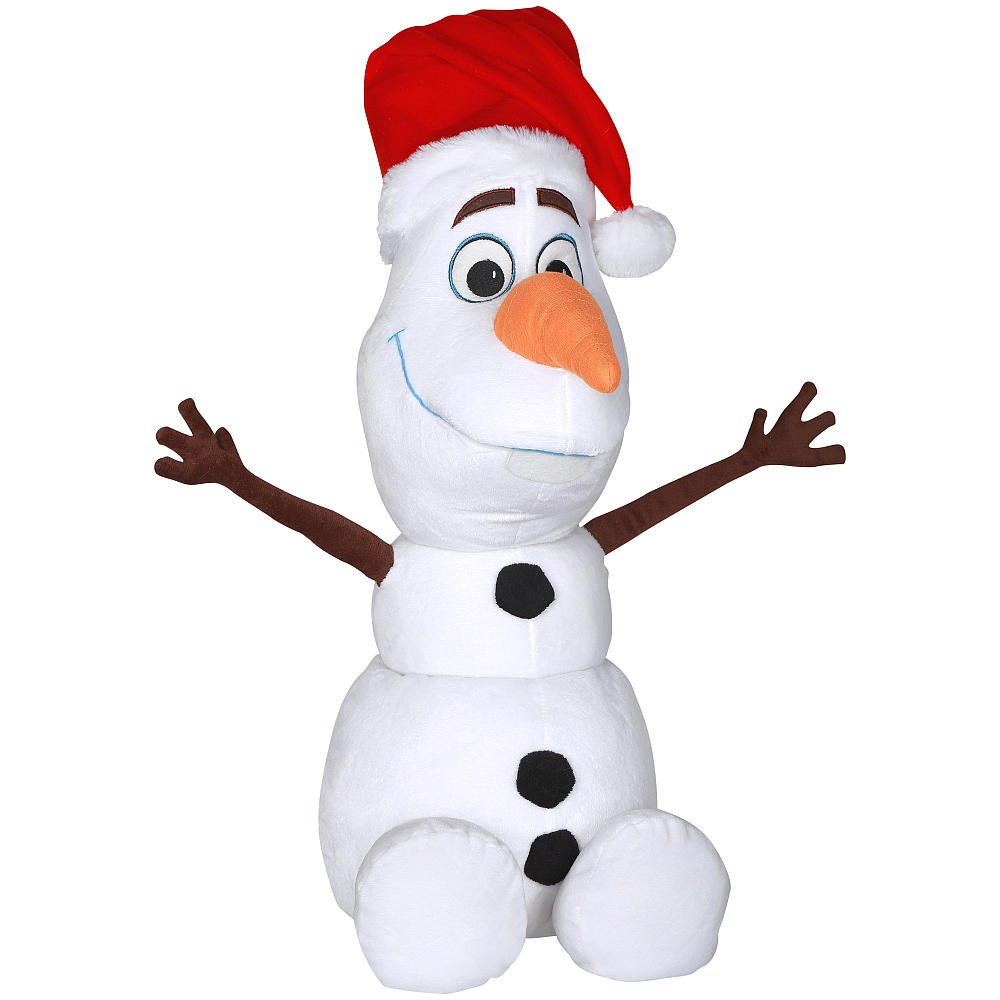 disney frozen outdoor christmas inflatables - Olaf Outdoor Christmas Decoration