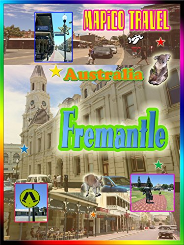 Clip: Travel Australia Fremantle