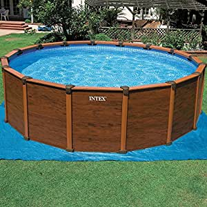 Intex meters x cm cm spirit for Garten pool mit sandfilter