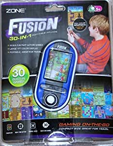 Toy / Game Extreme Zone Fusion 30-in-1 Portable Arcade (2 pounds) with 30 Bulit-in Games - great for Travel