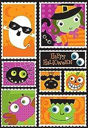 Creative Teaching Press Happy Halloween Stickers (4109)