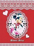 フジカラー ポストカードアルバム ミニーマウス はがき36枚収納 41710