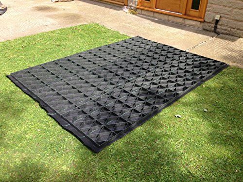 12 x 8 gartenhaus boden grid volle eco kit 3 66 x 2 55 for Boden gartenhaus