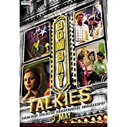 Bombay Talkies (Hindi Film / Bollywood Movie / Indian Cinema DVD) 2013