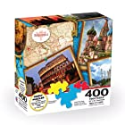 Encylopaedia Britannica - Majestic Jigsaw Puzzles - Travel