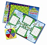 Learning Resources Multiplication and Division Game Board Book