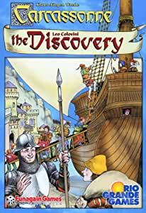 Carcassonne Discovery